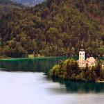 Eurotrip dzień 4 – Słowenia: Bled