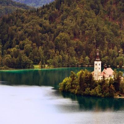 Eurotrip dzień 4 Słowenia Bled