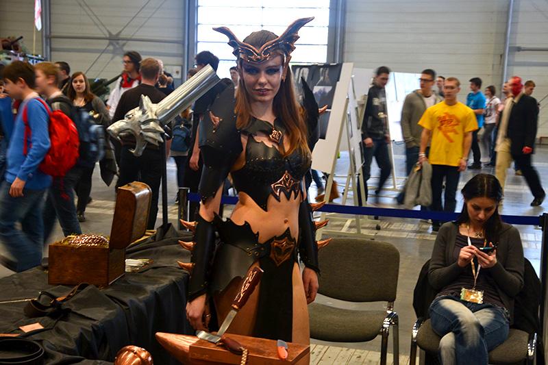 Pyrkon - cosplay