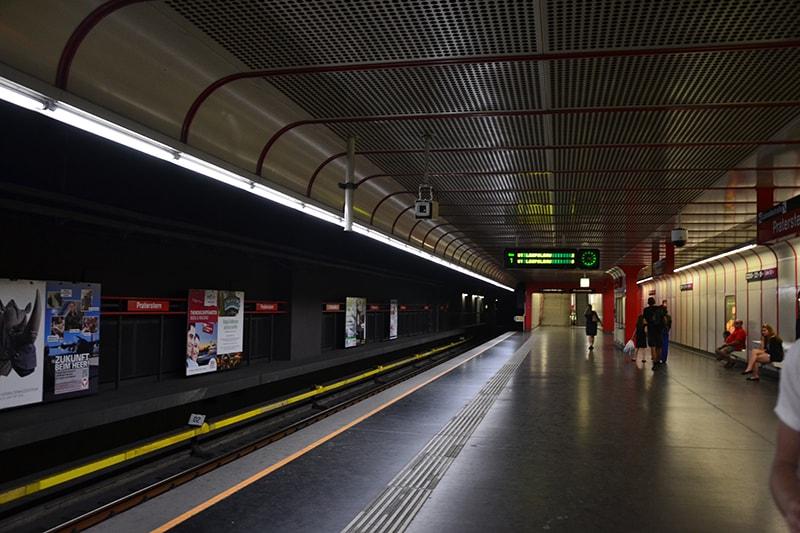 Austria Wiedeń Metro