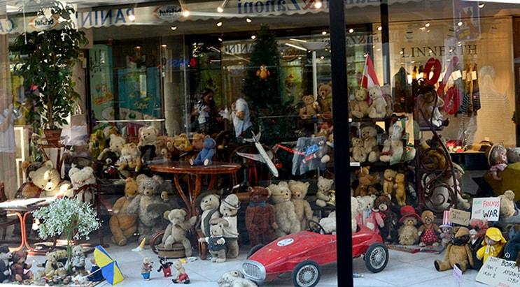 Austria Wiedeń Zabawki