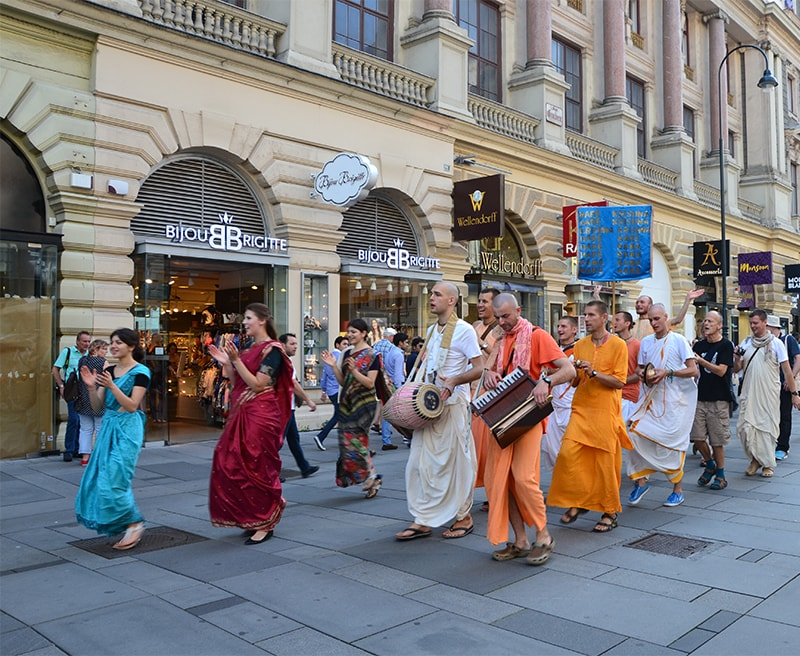 Austria Wiedeń Hare Krishna