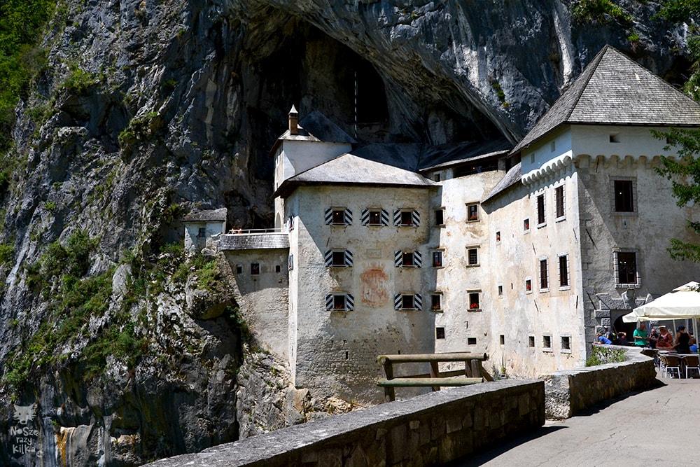Słowenia Zamek Predjama