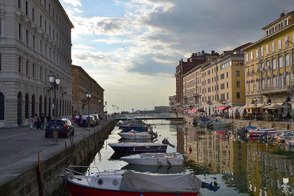 Włochy Triest