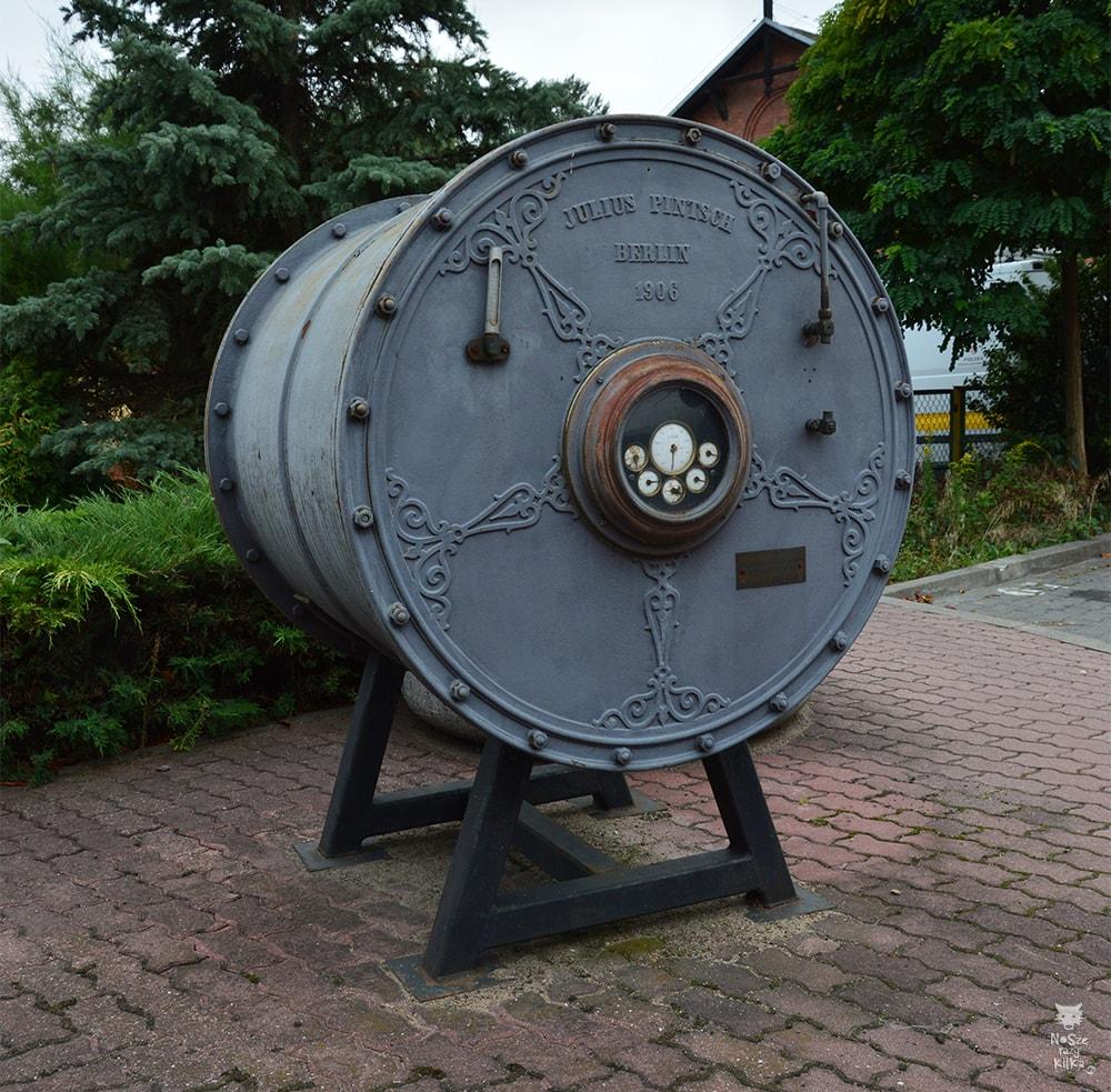 Bydgoszcz dawna gazownia