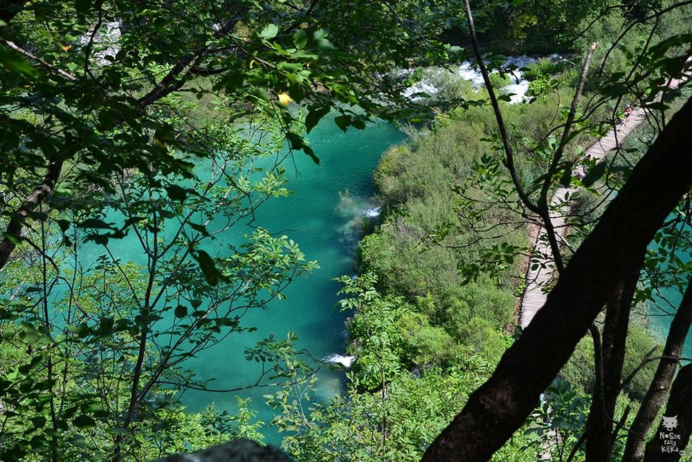 Chorwacja Jeziora Plitwickie