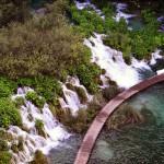 Eurotrip dzień 6 – Chorwacja: Jeziora Plitwickie