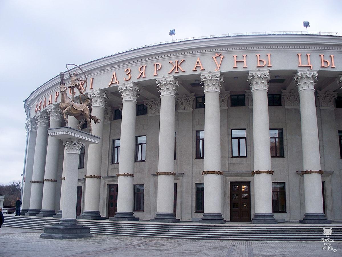 Mińsk Białoruś