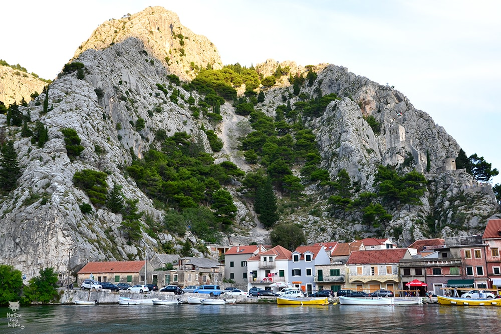 Chorwacja Omiś