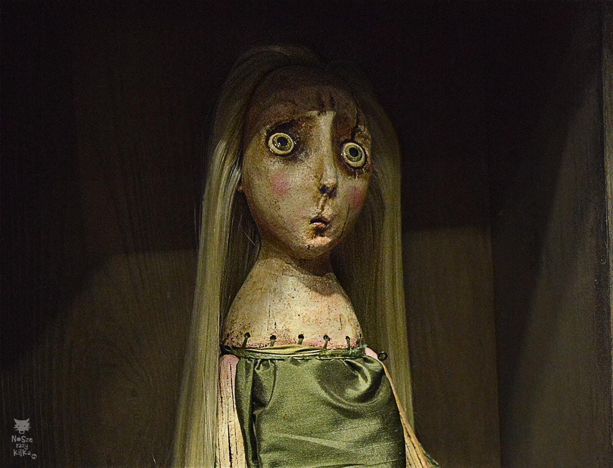 Animocje wystawa lalek artystycznych