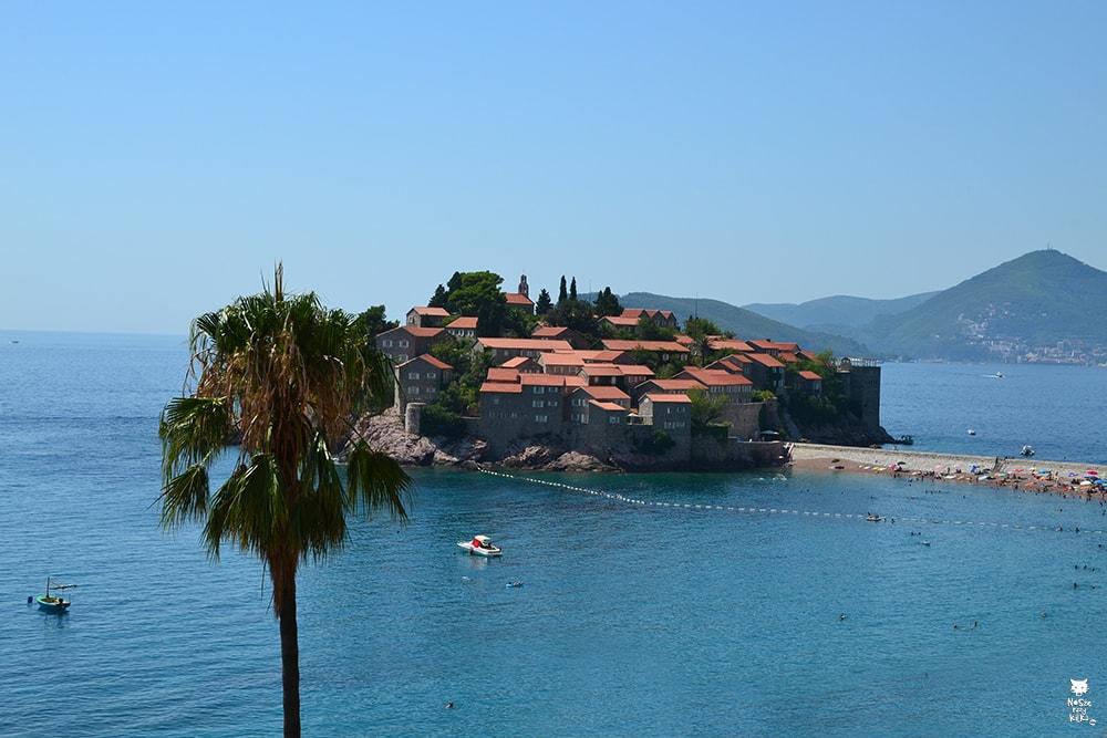 Eurotrip Czarnogóra Sveti Steran
