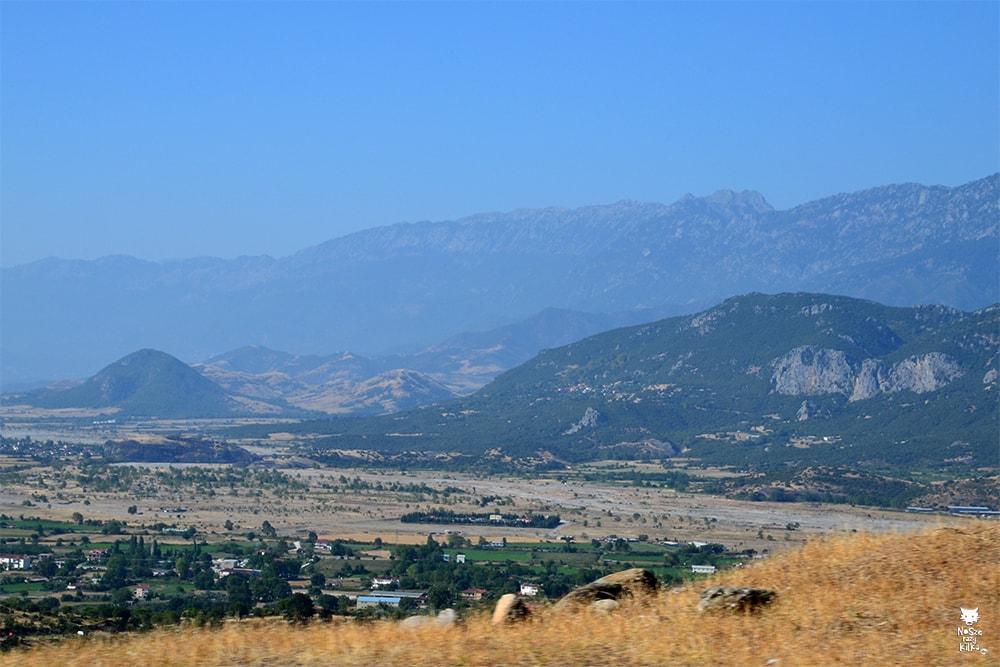 Grecja Meteora