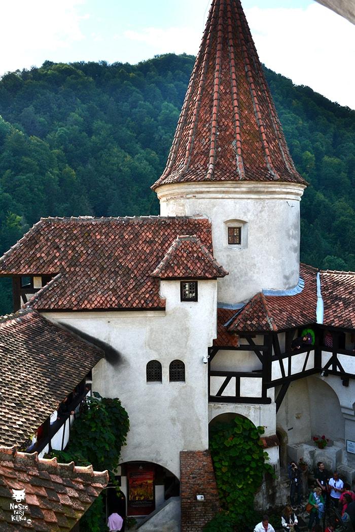 Eurotrip Rumunia Bran