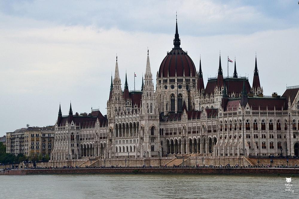 Węgry Budapeszt Parlament