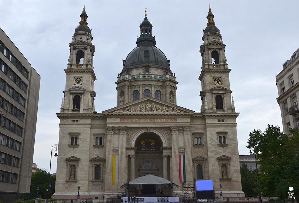 Węgry Budapeszt Katedra Św. Stefana