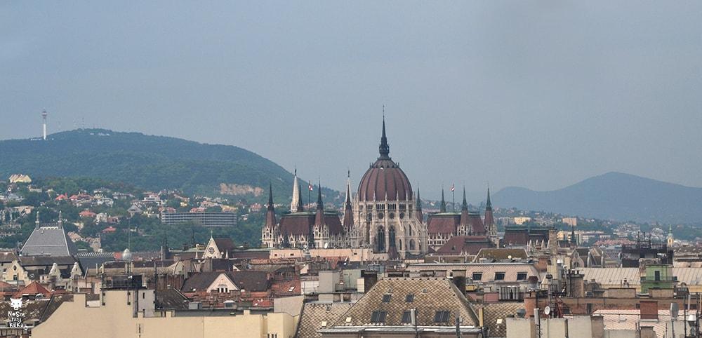 Węgry Budapeszt Eye Panorama