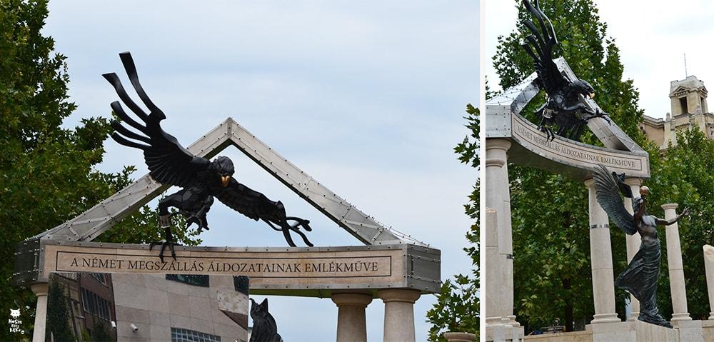 Węgry Budapeszt pomnik