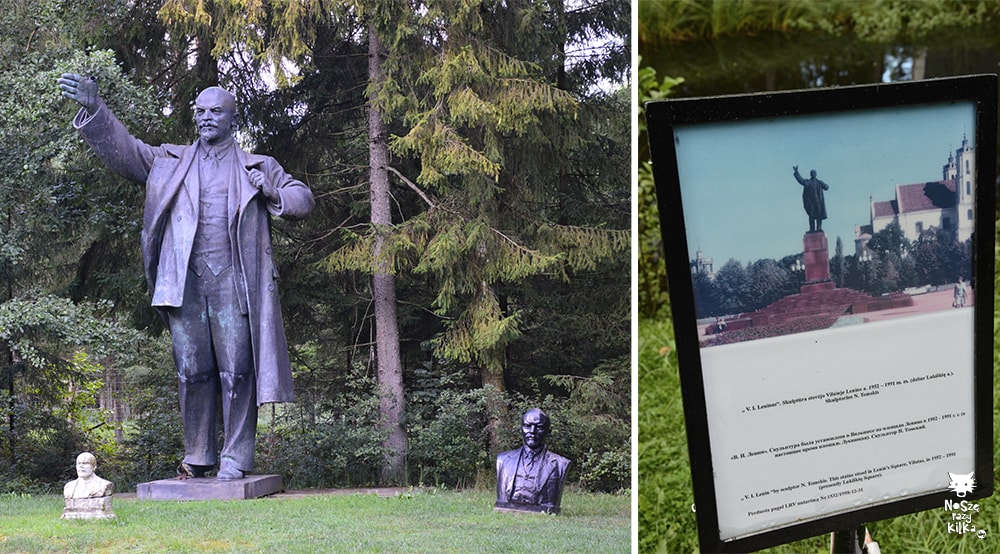 Gruto parkas, Litwa, Via Baltica
