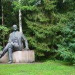 Via Baltica dzień 1 – Litwa: Grūto parkas – komunistyczny Disneyland