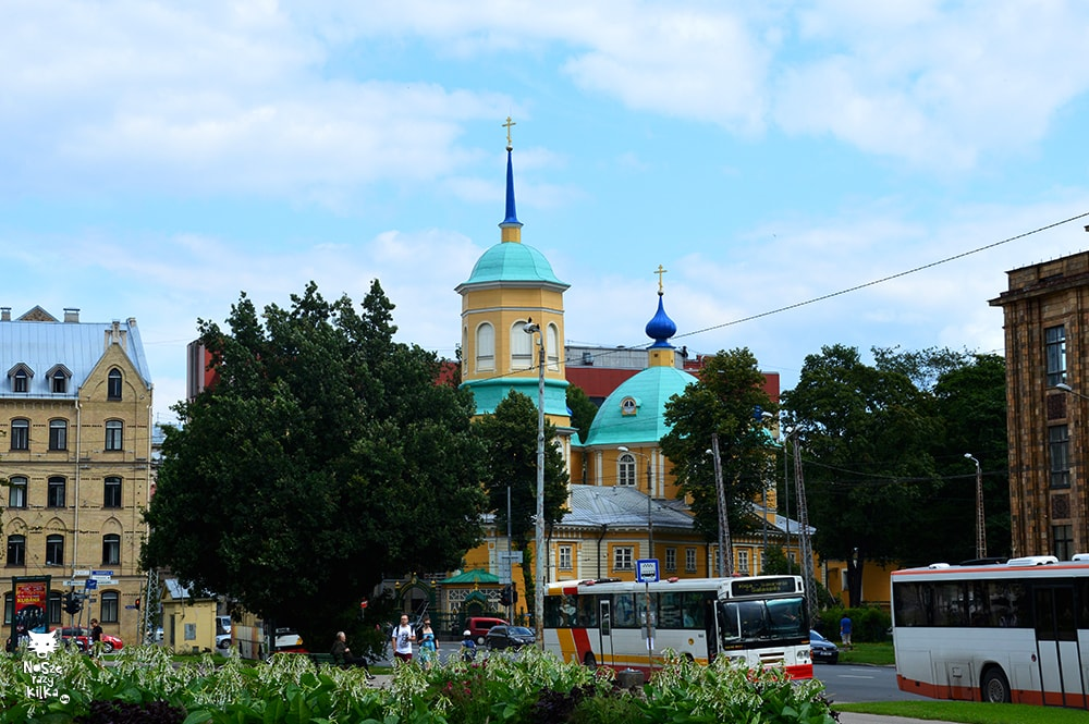Łotwa Ryga