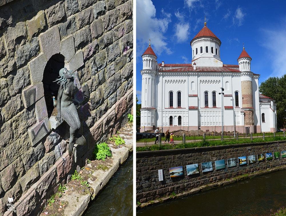 Via Baltica Litwa Wilno Użupio Republika Zarzecza Zarzecze