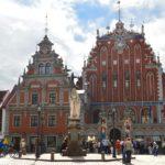 Via Baltica dzień 3 – Łotwa: Ryga – Art Nouveau przy babuszkinej chatce