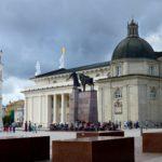 Via Baltica dzień 2 – Litwa: Wilno – miasto zaskakujących detali