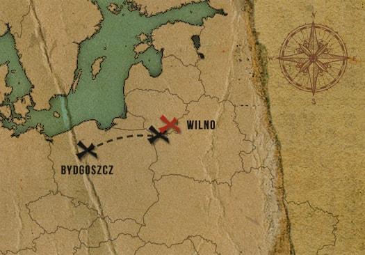 Litwa Wilno Via Baltica