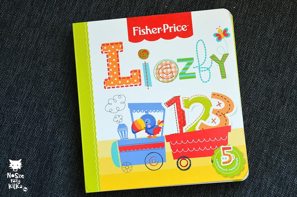 """""""Liczby. Fisher Price"""" Wydawnictwo Olesiejuk"""