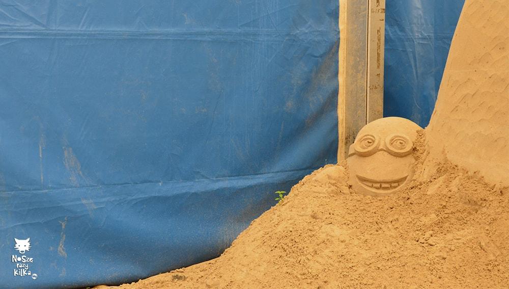 Wystawa rzeźb z piasku Ahlbeck Uznam Niemcy Atrakcje rodzinne