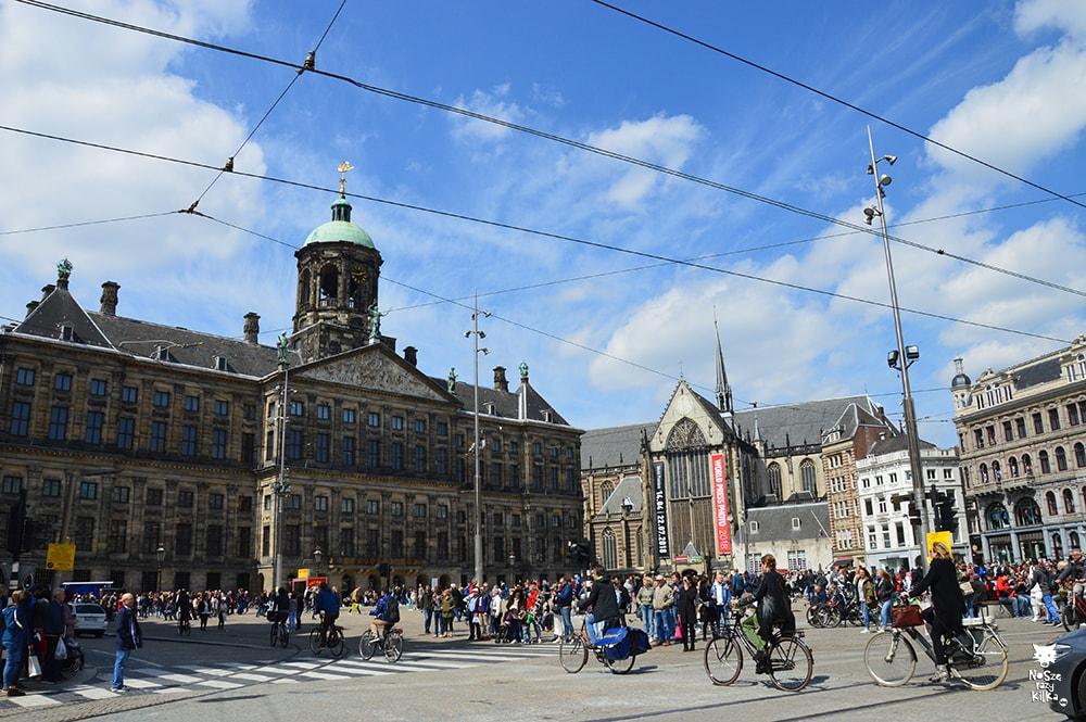Holandia Amsterdam Plac Dama