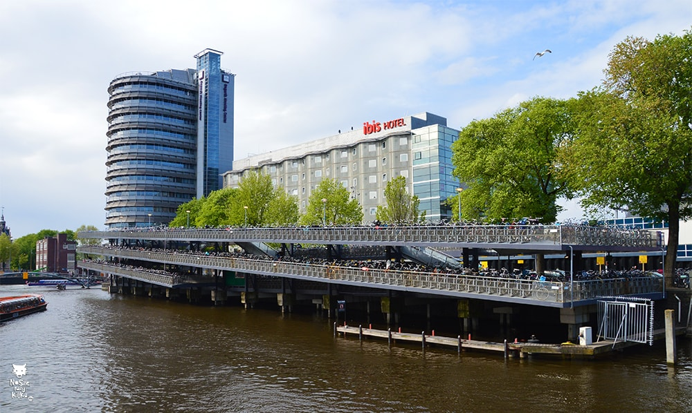 Holandia Amsterdam rowery