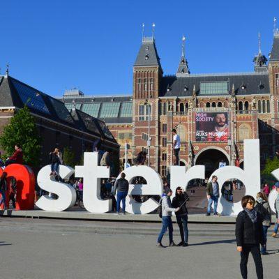 Holandia Amsterdam Rijksmuseum