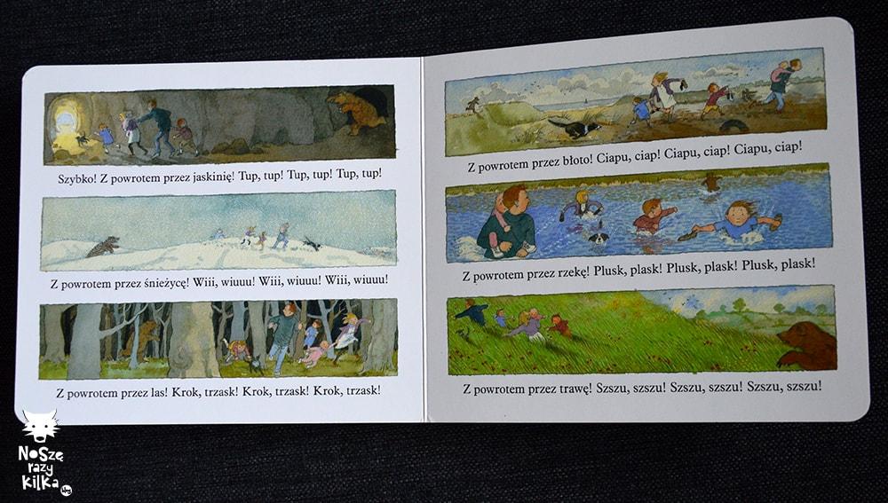 Książki dla dzieci w wieku 0 - 2 lat Michael Rosen, Helen Gillian Oxenbury, Wydawnictwo Dwie Siostry