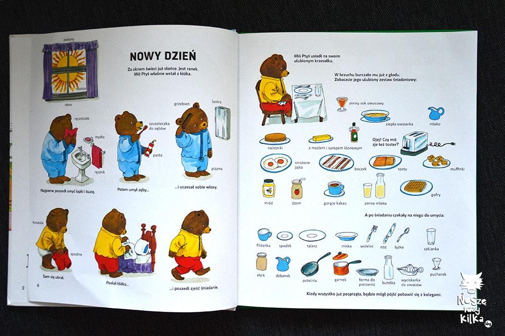 """Książki dla dzieci w wieku 0 - 2 lat """"Mój najlepszy elementarz"""" Richard Scarry, Wydawnictwo BABARYBA"""