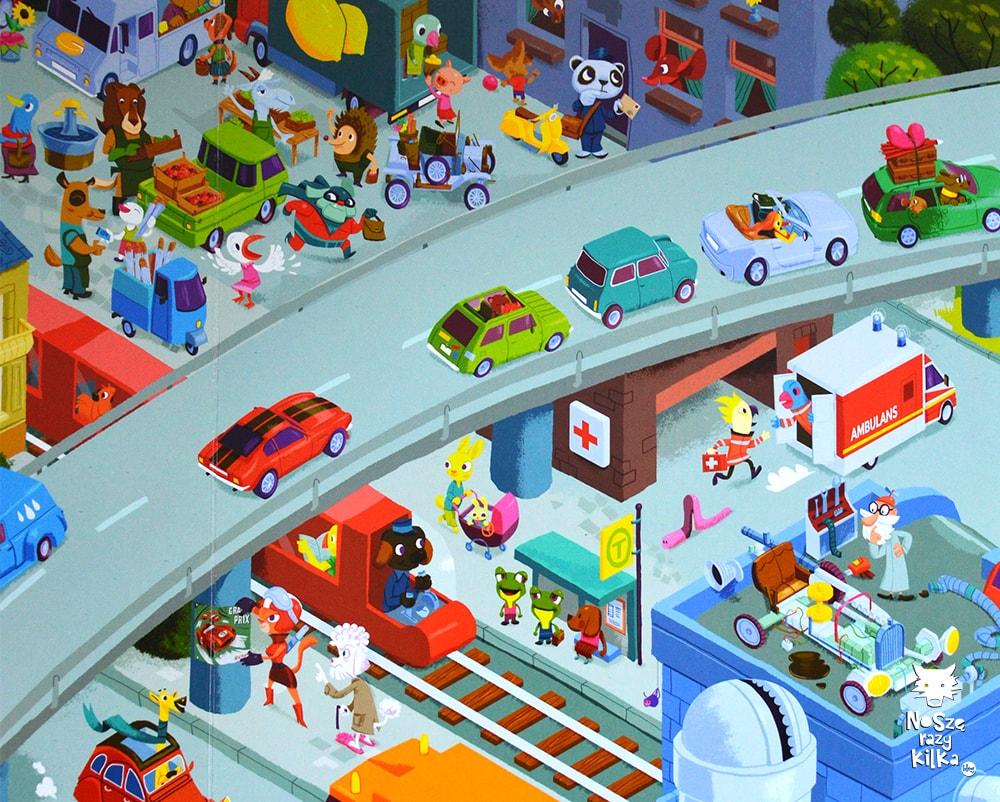 Książki dla dzieci w wieku 0 - 2 lat Stephan Lomp, Wydawnictwo Babaryba