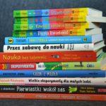 Książki naukowe dla dzieci– wiedza i eksperymenty!