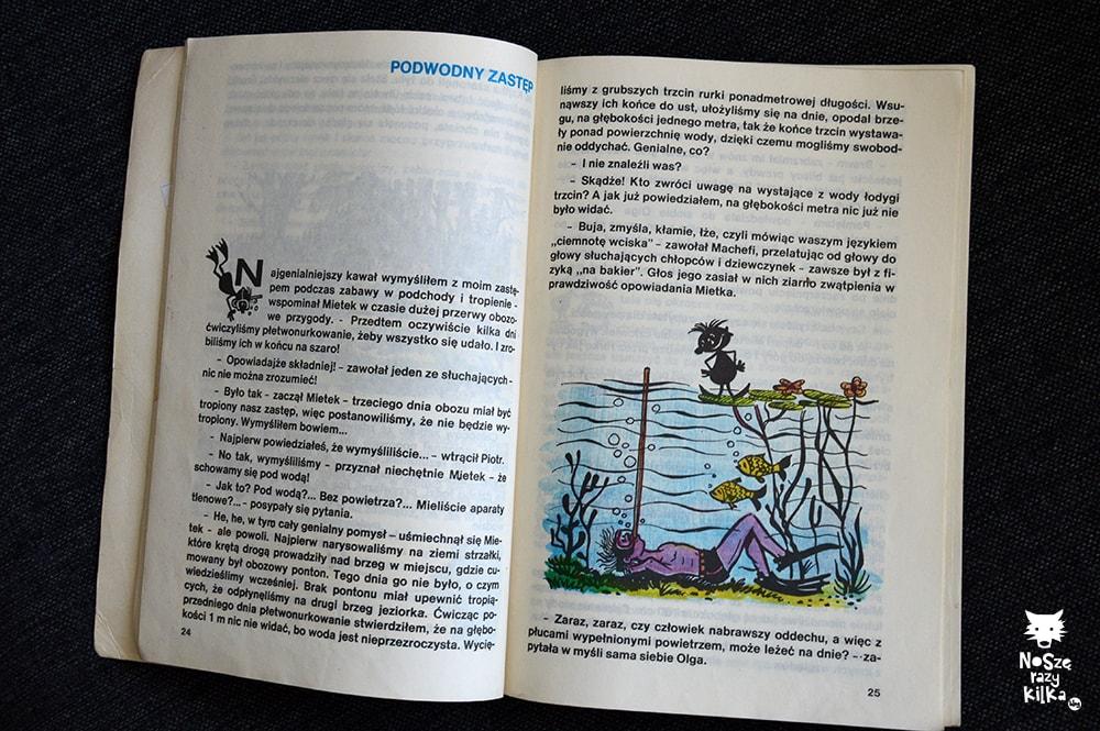 """""""Przygody z Machefim"""" W. Wajnert"""