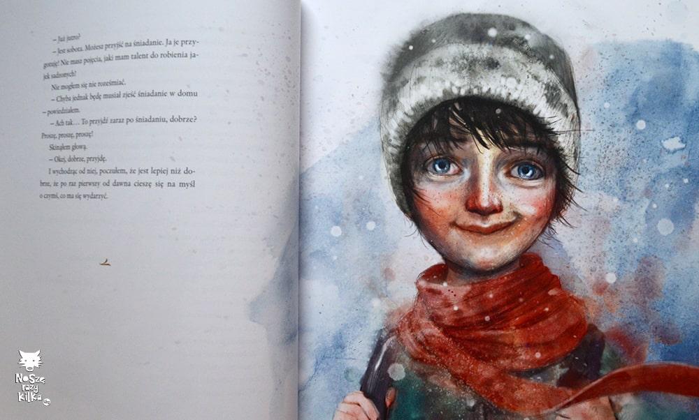 """""""Śnieżna siostra"""", M. Lunde, Wydawnictwo Literackie"""