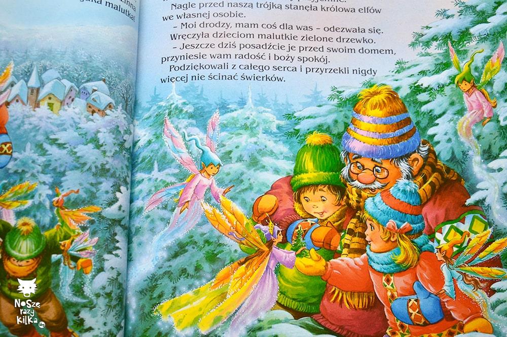 """""""Opowieści Świętego Mikołaja"""", wyd. Debit"""