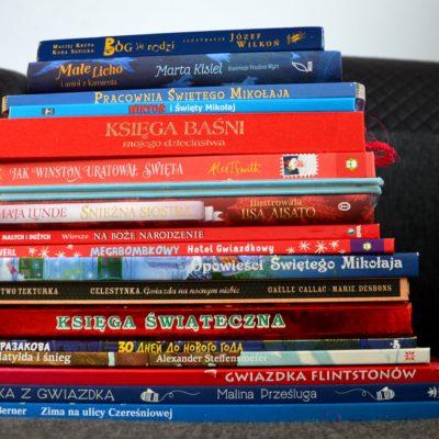 Książki na Boże Narodzenie dla dzieci