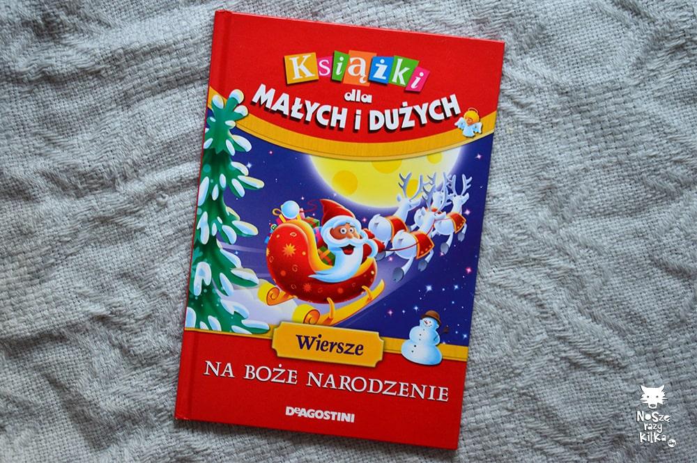 """""""Wiersze na Boże Narodzenie"""", wyd. DeAgostini"""