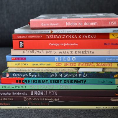 Śmierć w literaturze dziecięcej